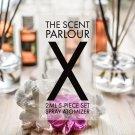 5pc 2mL B&BW Fragrance Mist Travel Sample Mini Vial Set