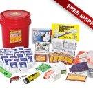 4 Person Home Survival Kit - Premium Emergency Preparedness