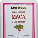 Super Strength Maca Capsules for Energy, Hormone Balance and Libido - Month Supply