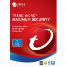 Trend Micro Maximum Security (2019) - 1-Year / 1-Device - Product Key Download