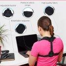 Adjustable Posture Corrector Back Support Brace Belt