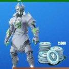 Fortnite: Rogue Spider Knight Bundle + 2000 V-Bucks (Xbox One) Xbox Live Key GLOBAL