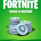 Buy V-Bucks - Fortnite 1000 V-Bucks Gift Card Key GLOBAL