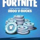 Buy V-Bucks: Fortnite 2800 V-Bucks Gift Card Key GLOBAL