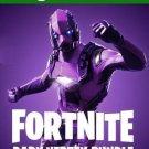 Fortnite Bundle: Dark Vertex + 500 V-Buck (Xbox One) Xbox Live Key GLOBAL