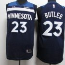 Youth Minnesota Timberwolves Butler 23 Blue Basketball Jersey