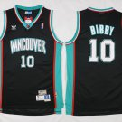 Mike Bibby #10 Vancouver Grizzlies Throwback Swingman Basketball Jersey