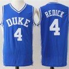 Duke Blue Devils JJ Redick #4 Blue College Basketball Jersey