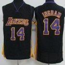 Men's Lakers #14 Brandon Ingram Basketball Jersey Purple