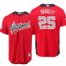 Men's National League #25 Archie Bradley Red 2018 All-Star Game Player Jersey