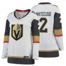 Women's Vegas Golden Knights Jerseys #2 Zach Whitecloud Jersey