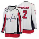 Stanley Cup Final Washington Capitals #2 Matt Niskanen White Jersey