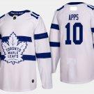 Stadium Series Toronto Maple Leafs #10 Syl Apps Jersey White