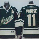 11 Zach Parise Men's Hockey Jersey