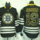 Boston Bruins #19 Tyler Seguin black Jersey