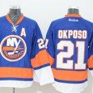 New York Islanders #21 Kyle Okposo Jersey