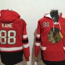 Men Washington Capitals 88# Kane Jersey Red