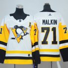 Youth Pittsburgh Penguins 71# Evgeni Malkin Jersey White