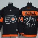 2018 Men Philadelphia Flyers 27# Ron Hextall Jersey  Black