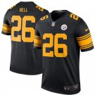 Men's Pittsburgh Steelers 26# Le'Veon Bell Limited Jersey Black