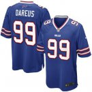 Men's Buffalo Bills #99 Marcell Dareus game jersey blue stitched Blue