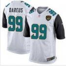 Men's Jaguars #99 Marcell Dareus game jersey white