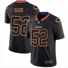 Khalil Mack #52 Chicago Bears Rush Limited Player Jersey Men's Black