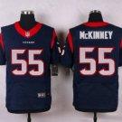 Men's Houtston Texans 55 Benardrick McKinney elite jersey navy blue