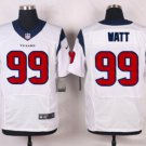 Men's Houtston Texans 99 J.J Watt elite football jersey white