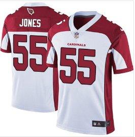Men's Arizona Cardinals #55 Chandler Jones Color Rush Limited Jersey white