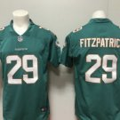 Mens Dolphins 29 Minkah Fitzpatrick color rush Limited jersey green