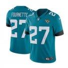 Men's Jaguars #27 Leonard Fournette color rush Limited jersey blue