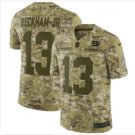 Men's Giants 13# Odell Beckham-Jr Salute to Service Limited Jersey Camo NEW