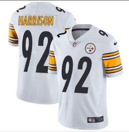 meet c6f71 c7b08 Men's Steelers #90 T.J Watt jersey yellow stripe
