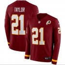 Mens Sean Taylor #21 Washington Redskins Red Jersey