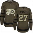 Men's Philadelphia Flyers 27# Ron Hextall Ice Hockey Stitched Jersey Green