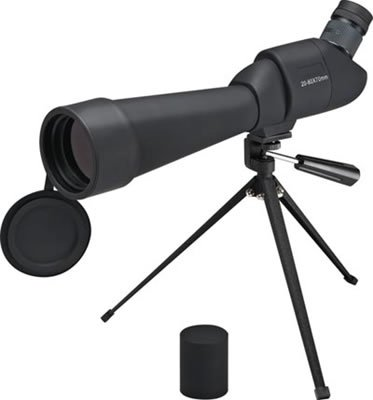 SPOT2/00: Magnacraft 20-80X70MM Spotting Scope with Carrying Case