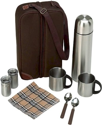 LUPIC10: Maxam 10pc Picnic Vacuum Bottle Set