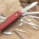SKA13: Royal Crest Camper/Outdoors 16 function Knife-Great for Incentives/Rewards