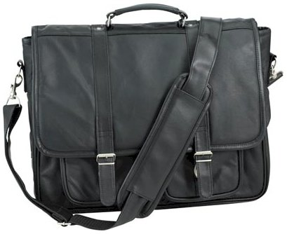 BCATT/00: Embassy Genuine Leather Attaché Case