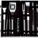 KTBQSS22/00: CHEFMASTER 22 pc Stainless Steel Ultimate Barbeque Set
