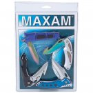 SKFANSET4C/00: Maxam 4 pc Fantasy Knife Set