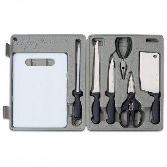SKFISHER/00: Maxam Fisherman's Set - All You Need For Cleaning and Filleting