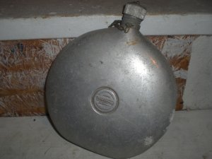 Vintage Canteen from New Britain Conn. New England