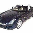 MERCEDES - BENZ SLS AMG ROADSTER 2011 , MINICHAMPS 1/18 DIECAST CAR MODEL , NEW