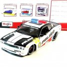 DODGE CHALLENGER RESCUE POLICE MAISTO 1:24 DIECAST CAR COLLECTOR'S MODEL,RARE