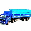 MERCEDES-BENZ TRUCK-ROADMASTER,BLUE WELLY DIECAST CAR/TRUCK COLLECTOR'S MODEL