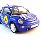 VOLKSWAGEN NEW BEETLE RACING 1999 N.35 SOLIDO 1:18 DIECAST CAR COLLECTOR'S MODEL