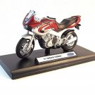 2001 YAMAHA TDM 850 WELLY DIECAST MOTORCYCLE MODEL 1:18 COLLECTIBLE , RARE ,NEW