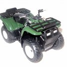 2002 ATV KAWASAKI PRAIRIE 400,GREEN WELLY1/19 DIECAST ATV COLLECTOR'S MODEL,NEW